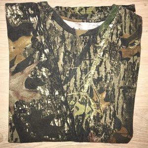 Men's Medium Camoflauge Shirt